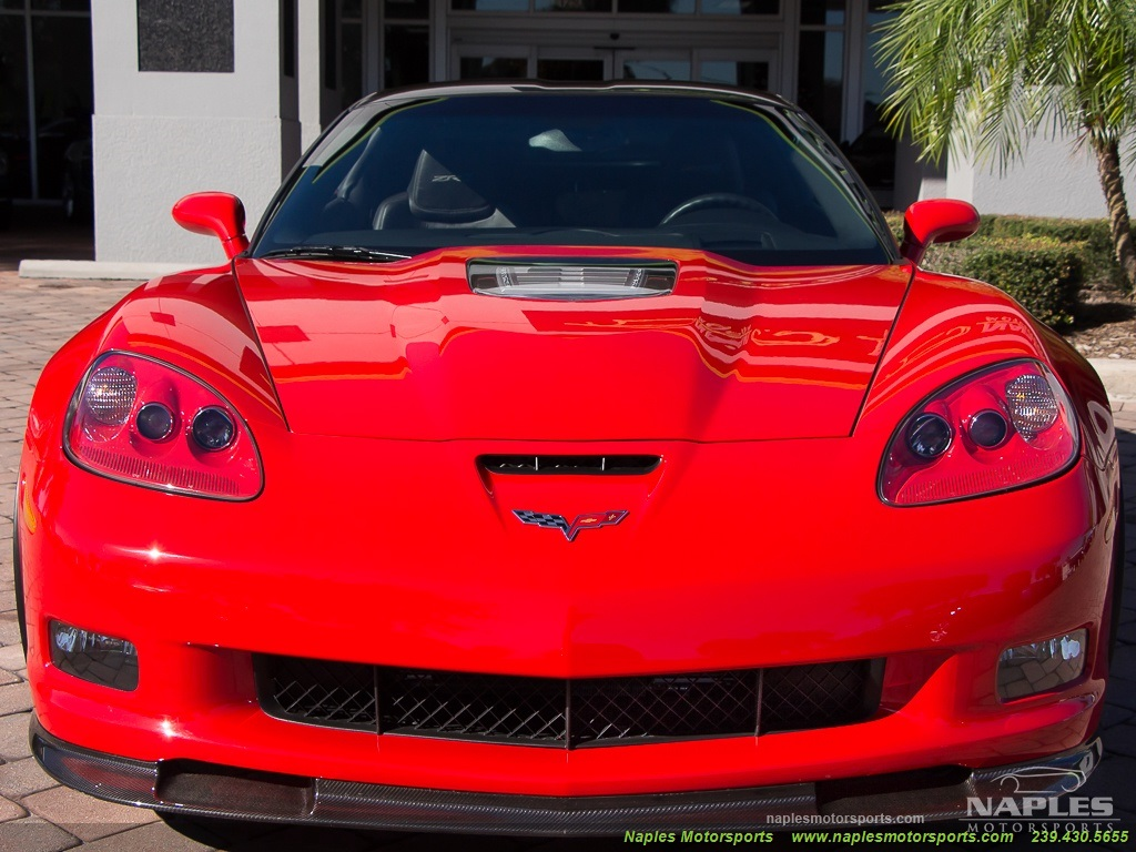 2010 Chevrolet Corvette ZR1 - Photo 24 - Naples, FL 34104