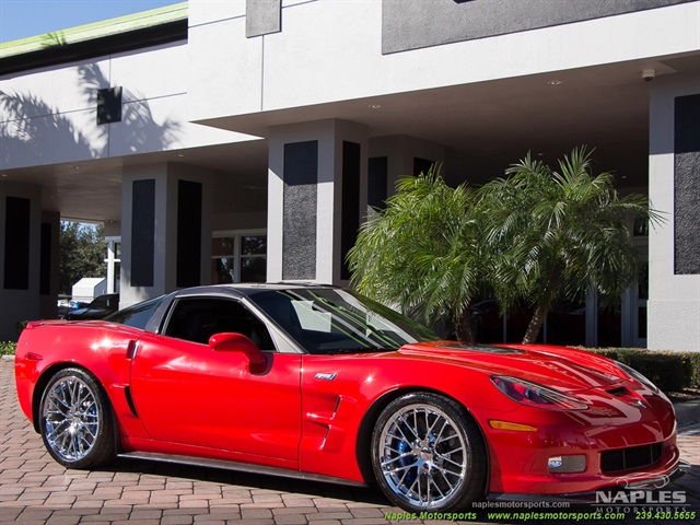 2010 Chevrolet Corvette ZR1 - Photo 3 - Naples, FL 34104