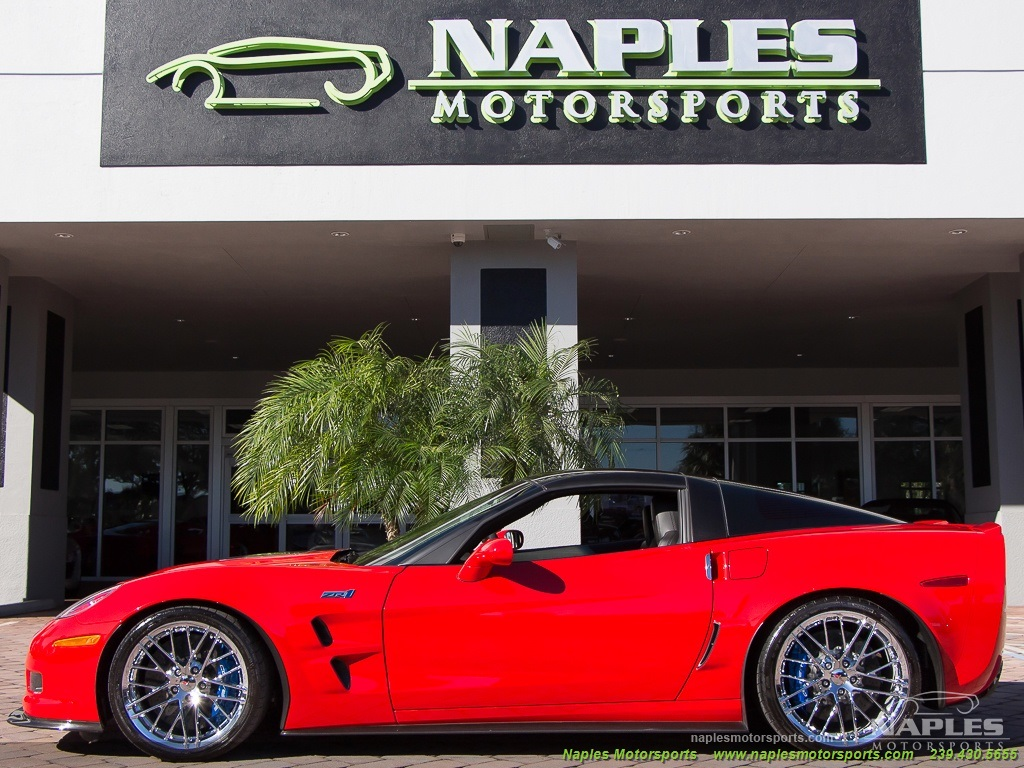 2010 Chevrolet Corvette ZR1 - Photo 13 - Naples, FL 34104