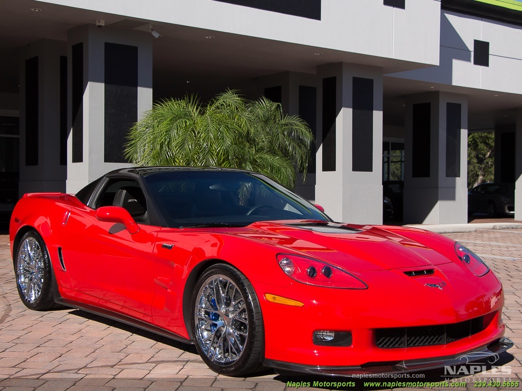 2010 Chevrolet Corvette ZR1 - Photo 28 - Naples, FL 34104