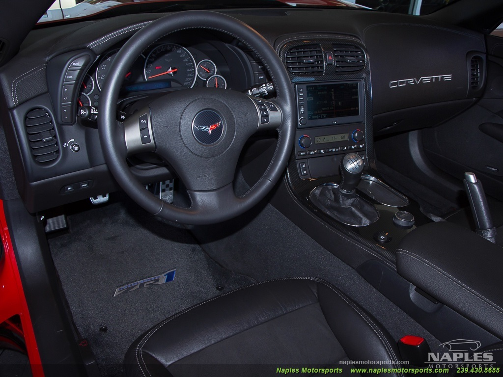 2010 Chevrolet Corvette ZR1 - Photo 29 - Naples, FL 34104