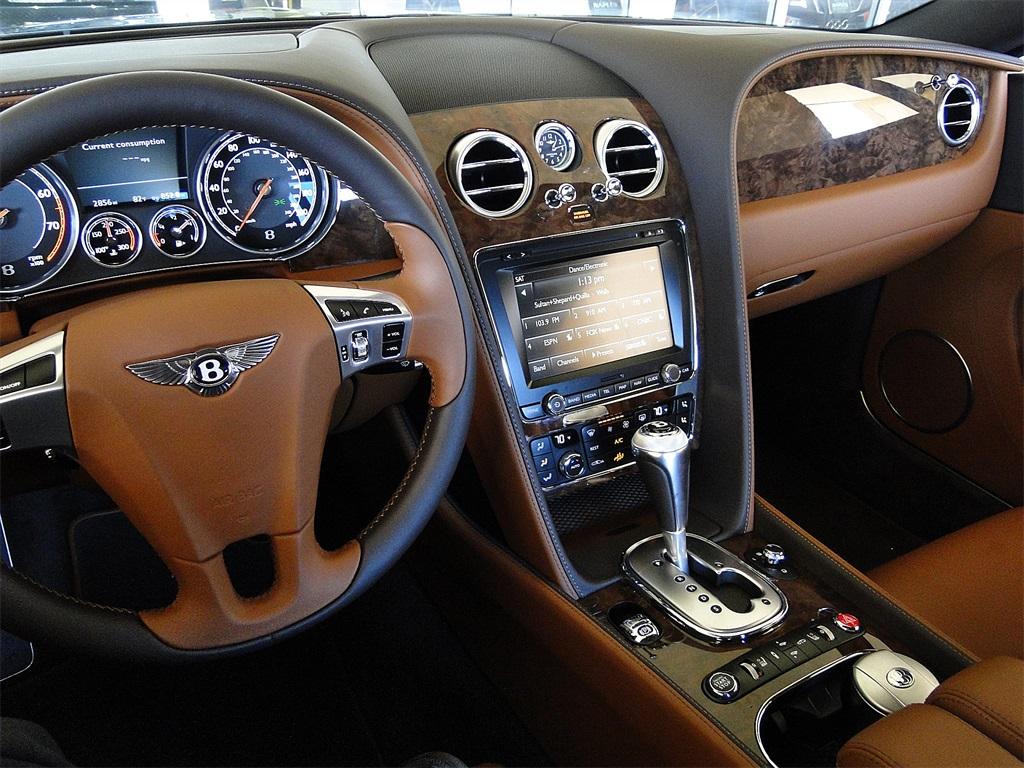 2012 Bentley Continental GT - Photo 33 - Naples, FL 34104