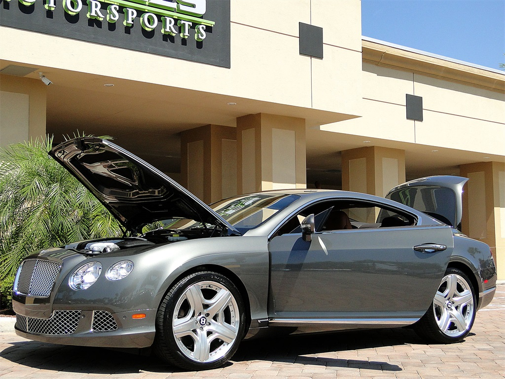 2012 Bentley Continental GT - Photo 19 - Naples, FL 34104