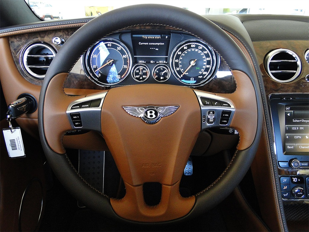 2012 Bentley Continental GT - Photo 21 - Naples, FL 34104