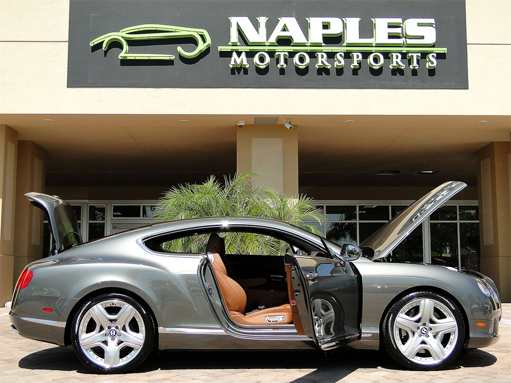 2012 Bentley Continental GT - Photo 23 - Naples, FL 34104