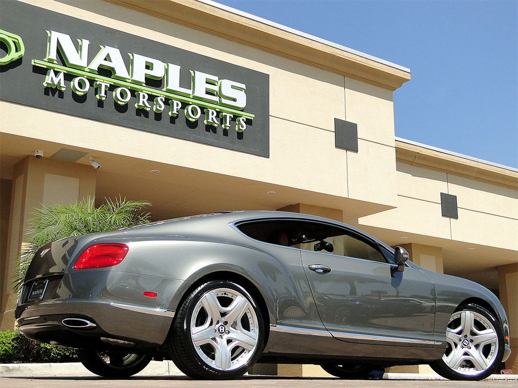 2012 Bentley Continental GT - Photo 50 - Naples, FL 34104