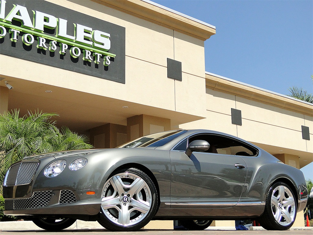 2012 Bentley Continental GT - Photo 20 - Naples, FL 34104