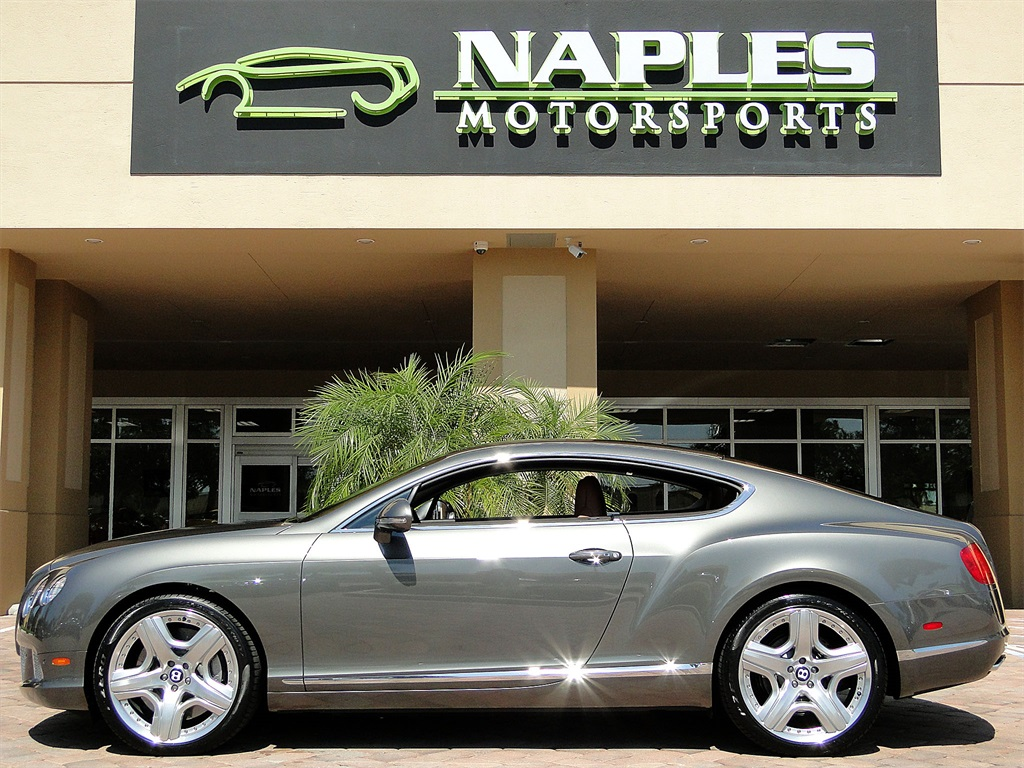 2012 Bentley Continental GT - Photo 45 - Naples, FL 34104