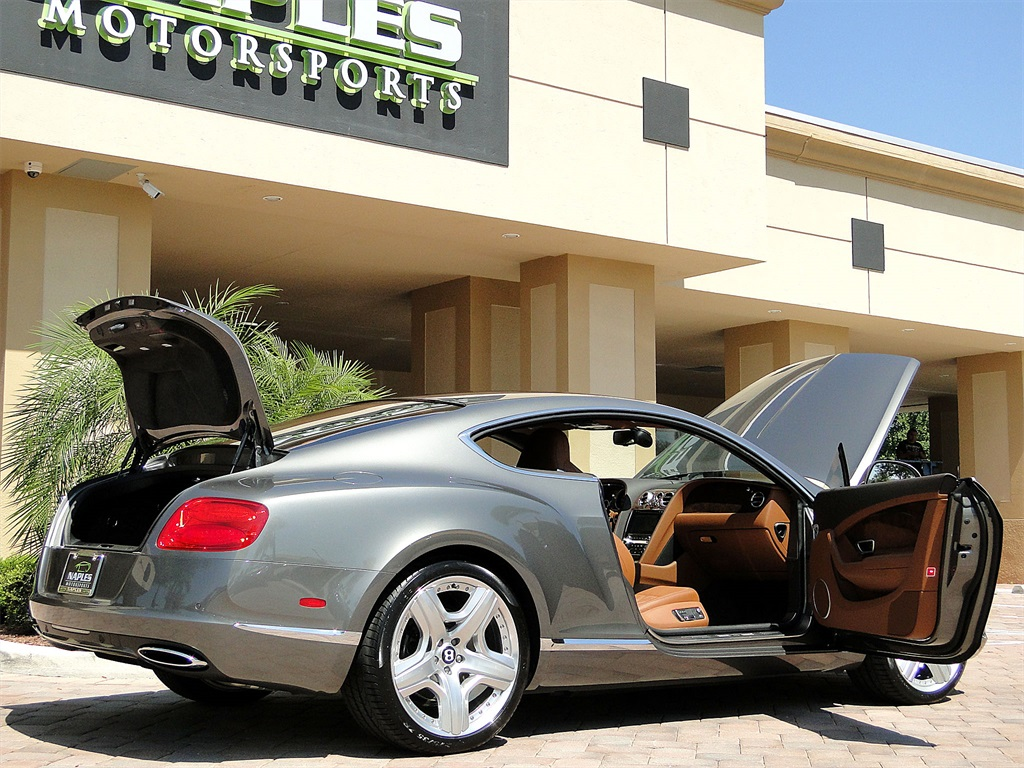2012 Bentley Continental GT - Photo 49 - Naples, FL 34104