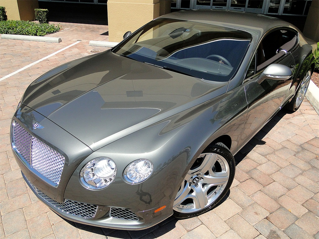 2012 Bentley Continental GT - Photo 10 - Naples, FL 34104