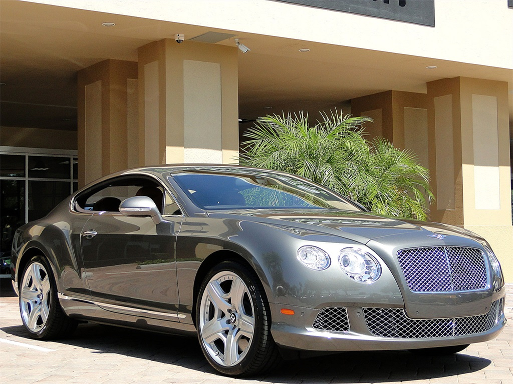 2012 Bentley Continental GT - Photo 15 - Naples, FL 34104