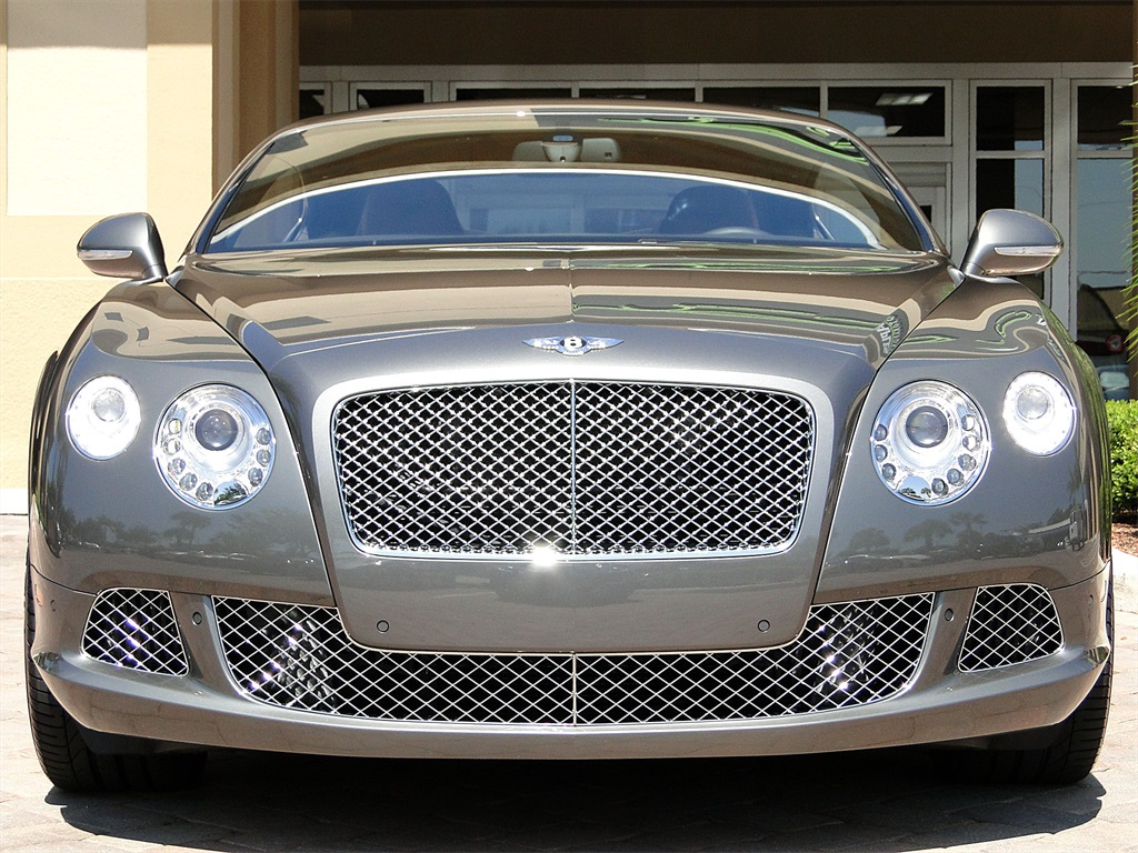 2012 Bentley Continental GT - Photo 36 - Naples, FL 34104