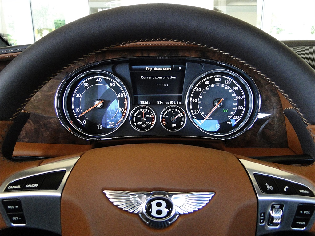 2012 Bentley Continental GT - Photo 28 - Naples, FL 34104