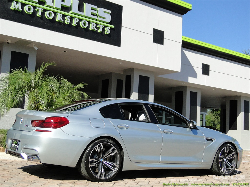 2014 BMW M6 Gran Coupe - Photo 25 - Naples, FL 34104