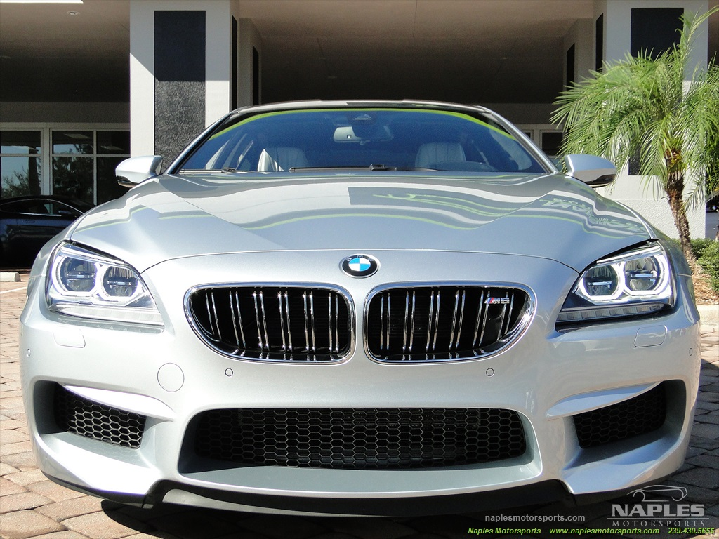 2014 BMW M6 Gran Coupe - Photo 11 - Naples, FL 34104