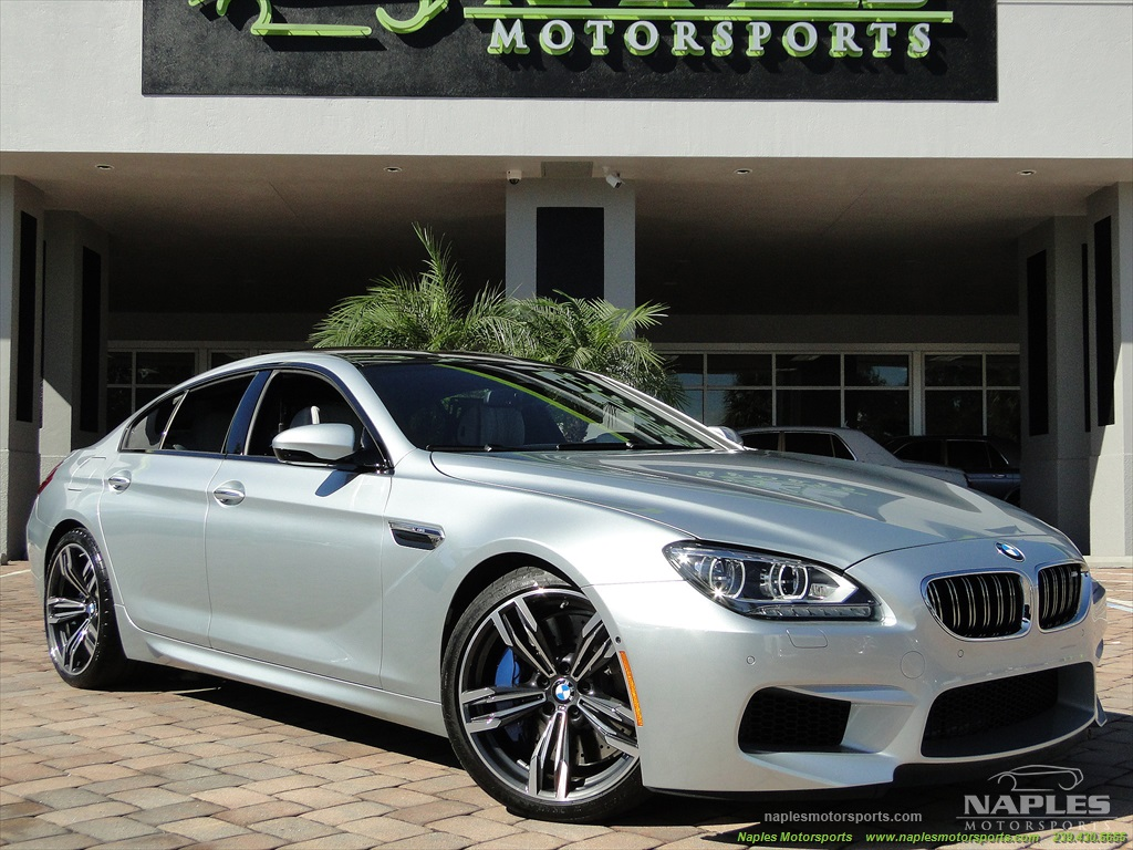 2014 BMW M6 Gran Coupe - Photo 47 - Naples, FL 34104