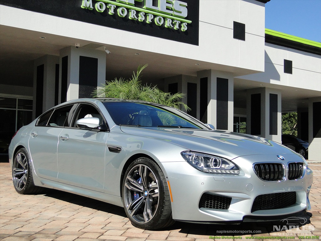 2014 BMW M6 Gran Coupe - Photo 30 - Naples, FL 34104