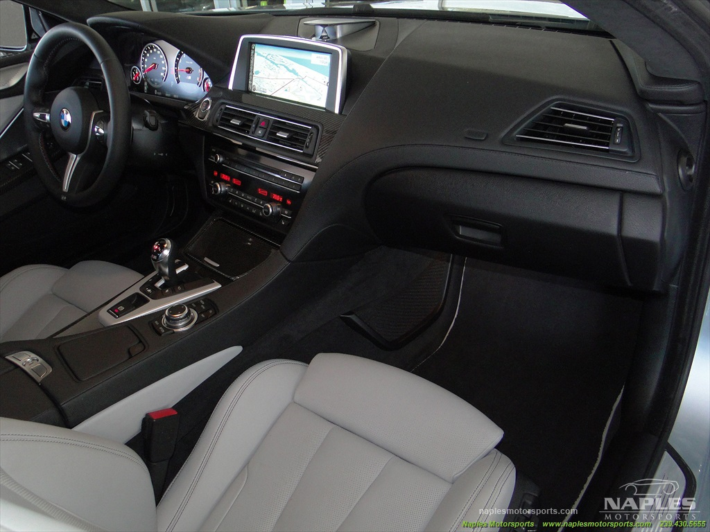 2014 BMW M6 Gran Coupe - Photo 33 - Naples, FL 34104