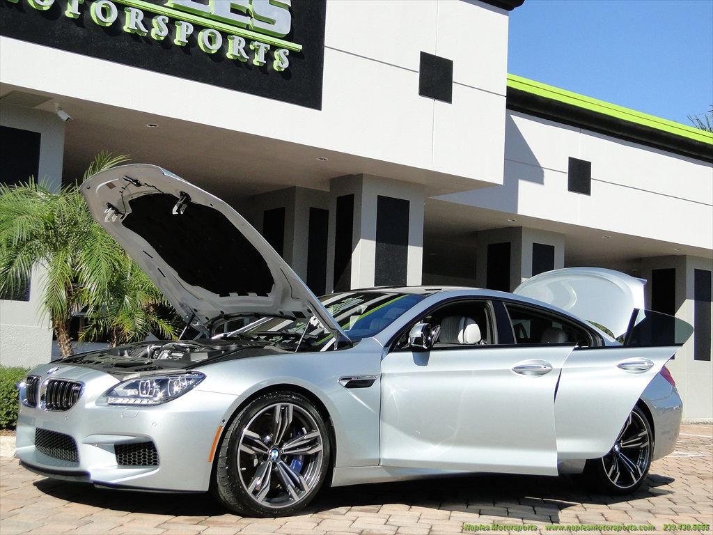 2014 BMW M6 Gran Coupe - Photo 34 - Naples, FL 34104