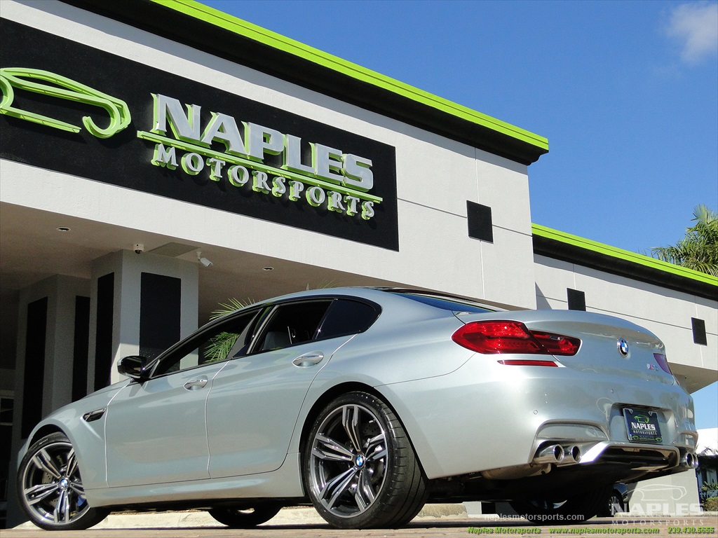 2014 BMW M6 Gran Coupe - Photo 37 - Naples, FL 34104