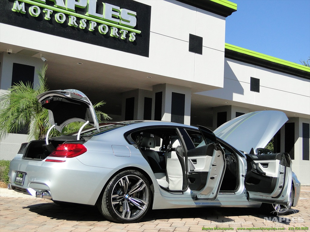 2014 BMW M6 Gran Coupe - Photo 23 - Naples, FL 34104