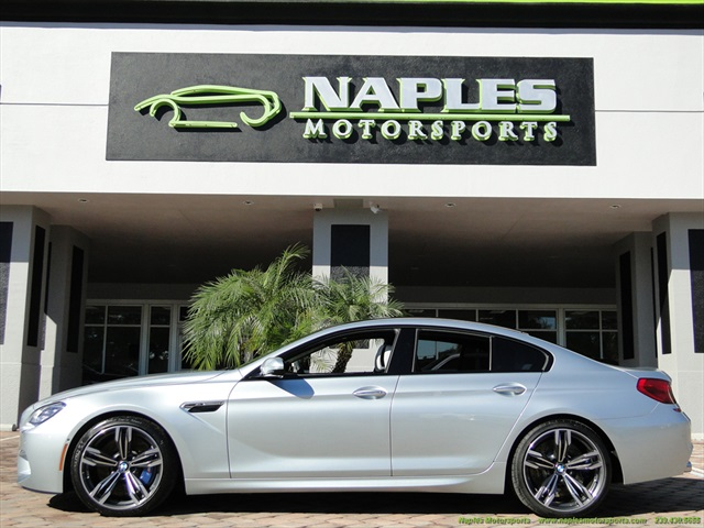 2014 BMW M6 Gran Coupe - Photo 3 - Naples, FL 34104