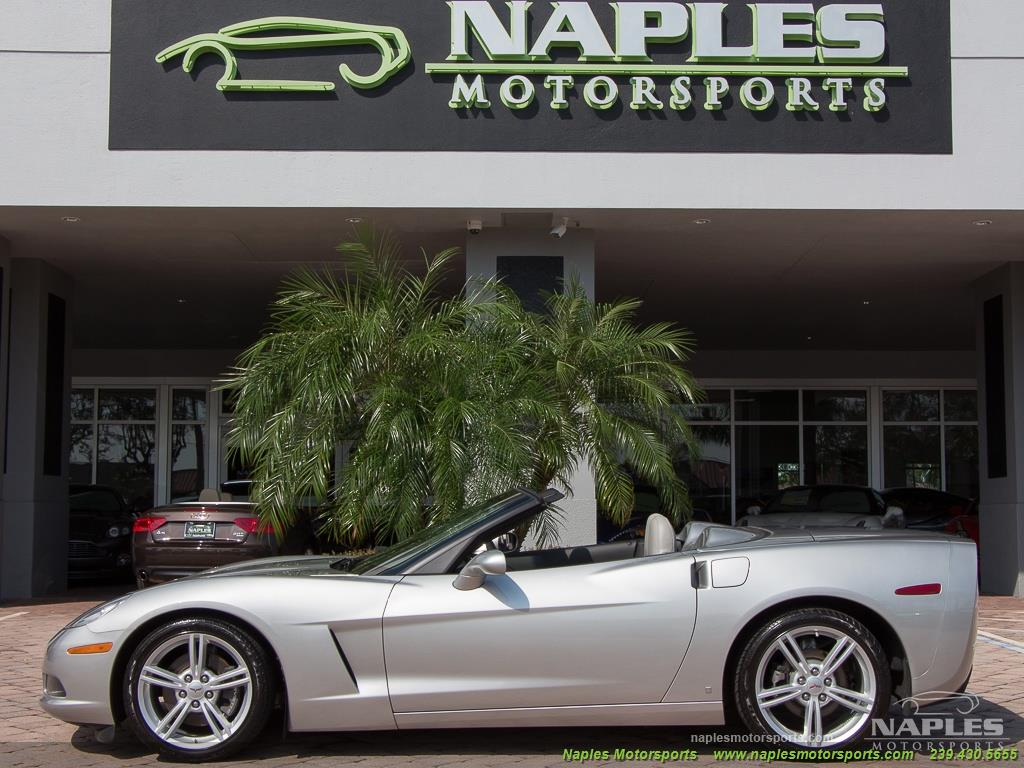 2008 Chevrolet Corvette Convertible - Photo 15 - Naples, FL 34104