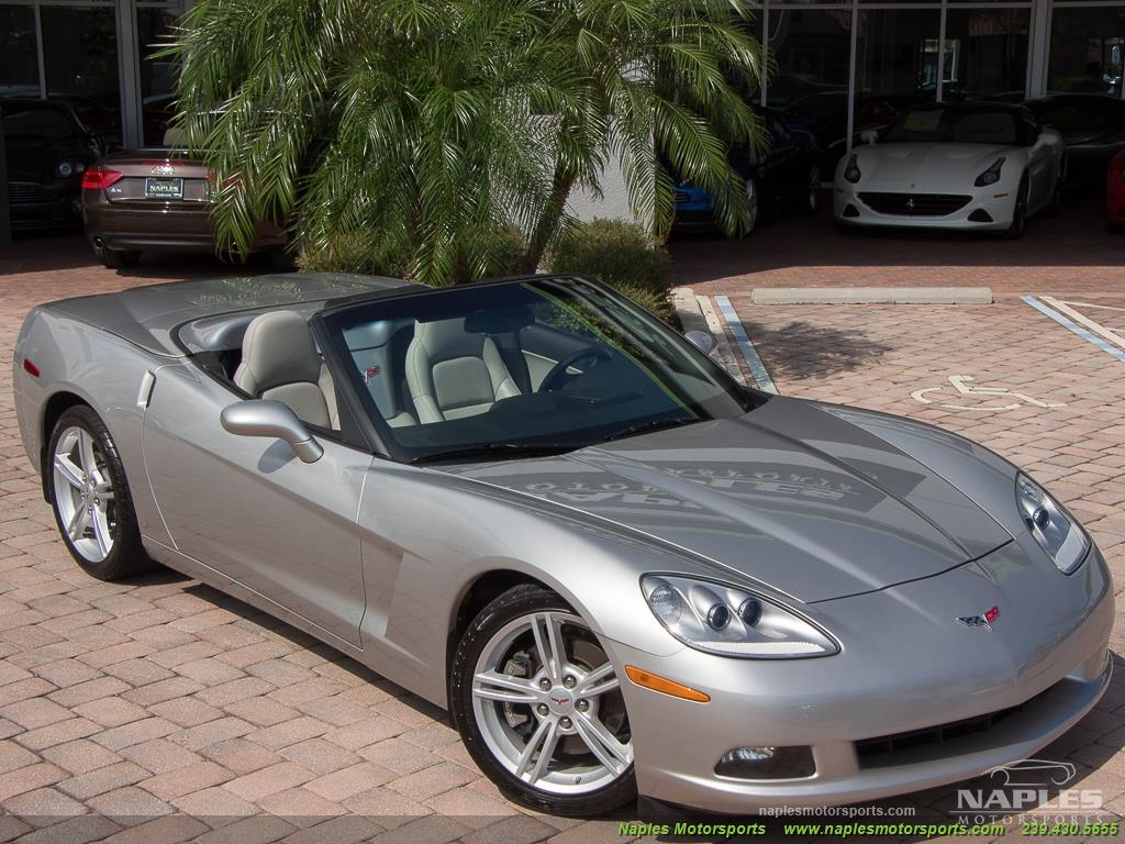 2008 Chevrolet Corvette Convertible - Photo 42 - Naples, FL 34104