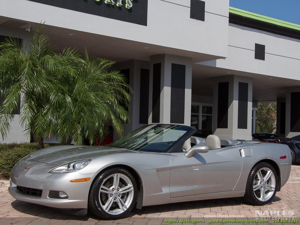 2008 Chevrolet Corvette Convertible - Photo 14 - Naples, FL 34104