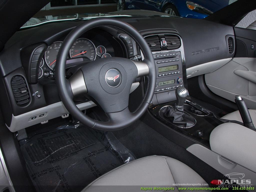 2008 Chevrolet Corvette Convertible - Photo 45 - Naples, FL 34104