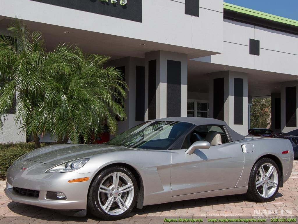2008 Chevrolet Corvette Convertible - Photo 9 - Naples, FL 34104