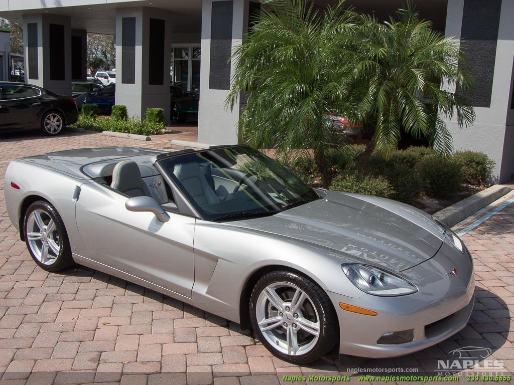 2008 Chevrolet Corvette Convertible - Photo 27 - Naples, FL 34104