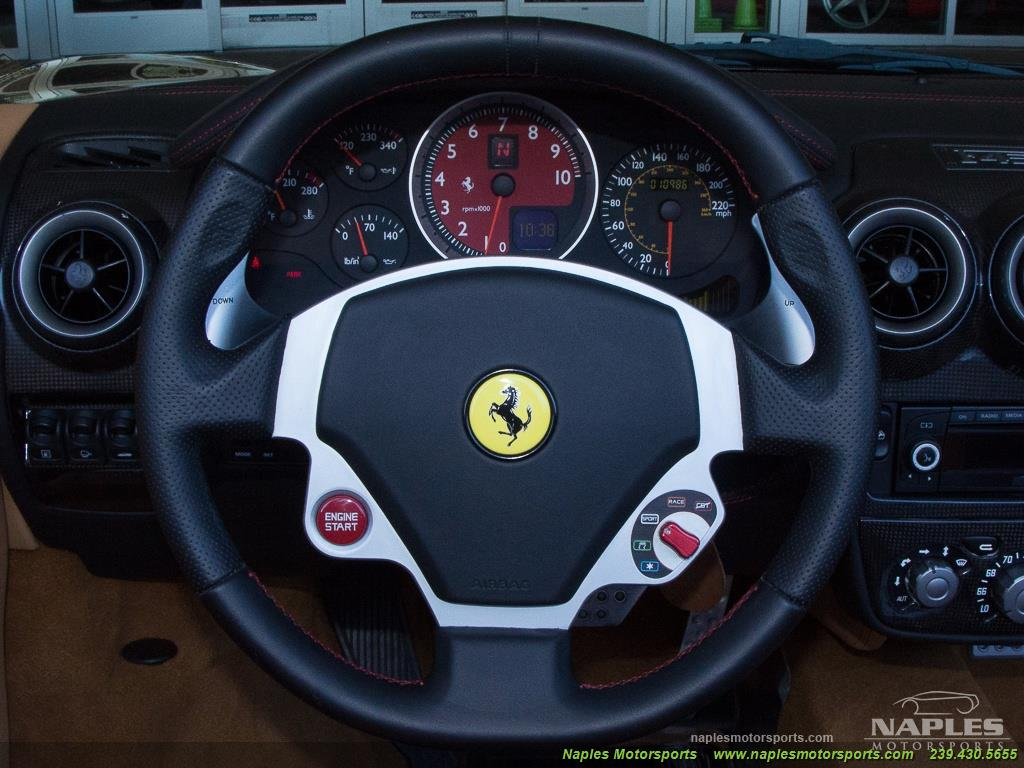 2007 Ferrari F430 Spider - Photo 12 - Naples, FL 34104
