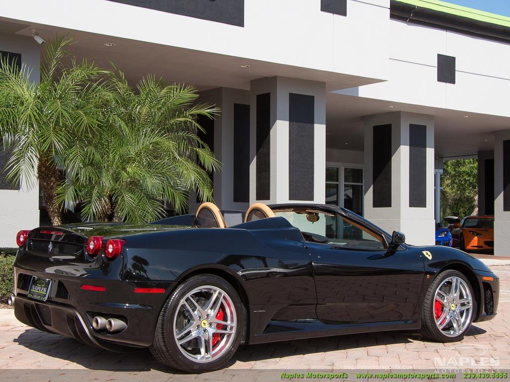 2007 Ferrari F430 Spider - Photo 15 - Naples, FL 34104