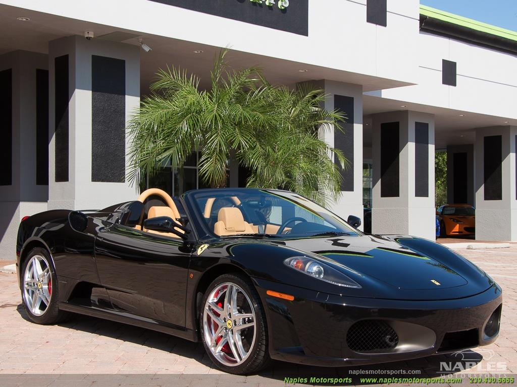 2007 Ferrari F430 Spider - Photo 31 - Naples, FL 34104