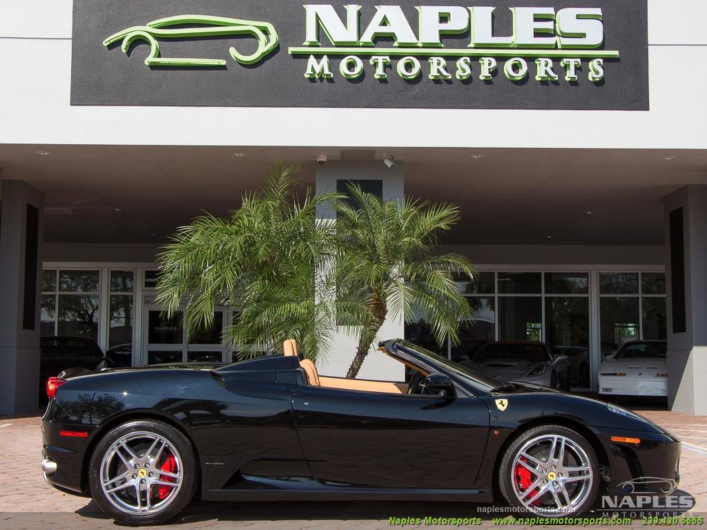 2007 Ferrari F430 Spider - Photo 19 - Naples, FL 34104