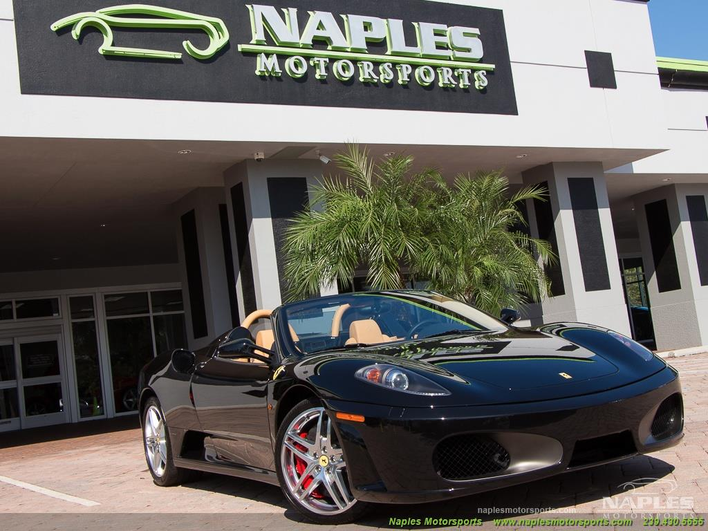 2007 Ferrari F430 Spider - Photo 34 - Naples, FL 34104