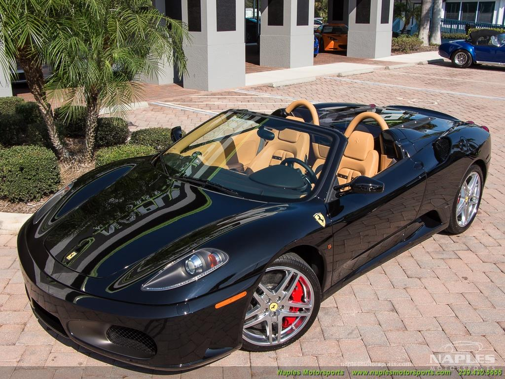 2007 Ferrari F430 Spider - Photo 17 - Naples, FL 34104