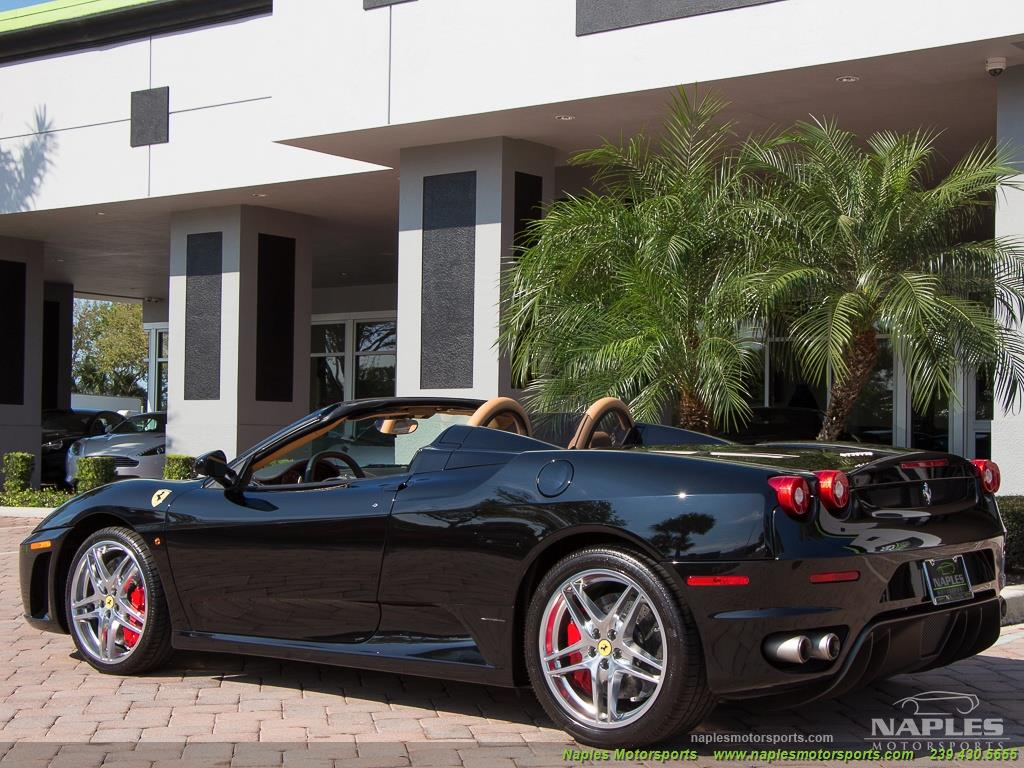 2007 Ferrari F430 Spider - Photo 13 - Naples, FL 34104