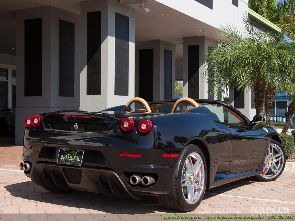 2007 Ferrari F430 Spider - Photo 43 - Naples, FL 34104