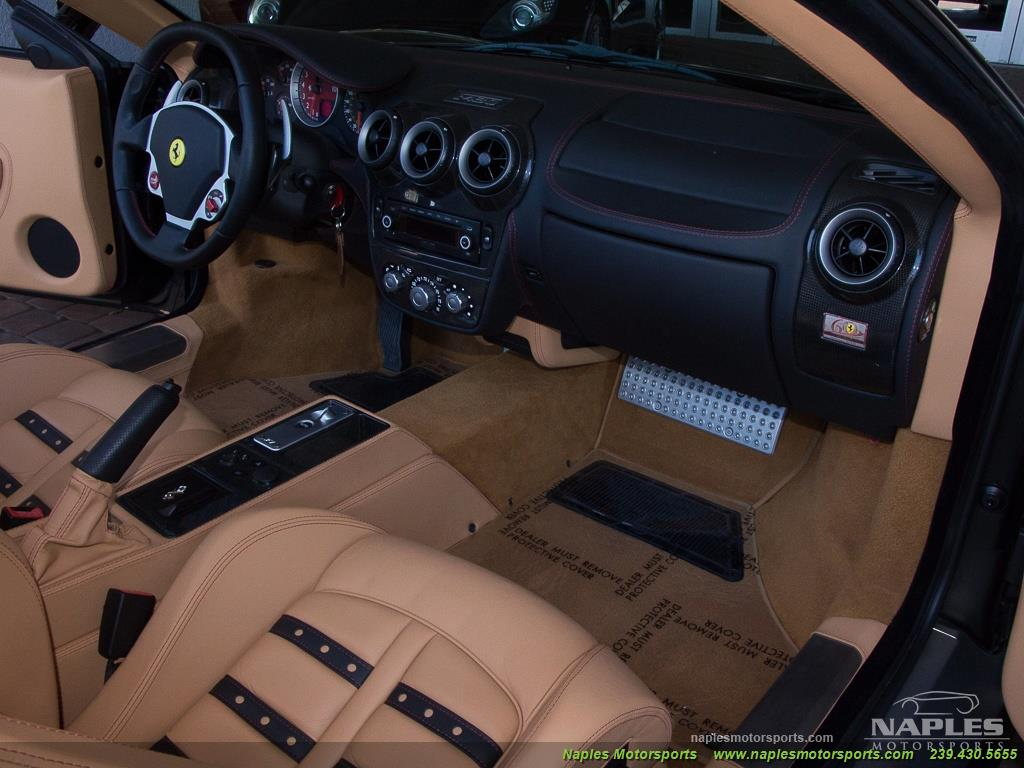 2007 Ferrari F430 Spider - Photo 28 - Naples, FL 34104