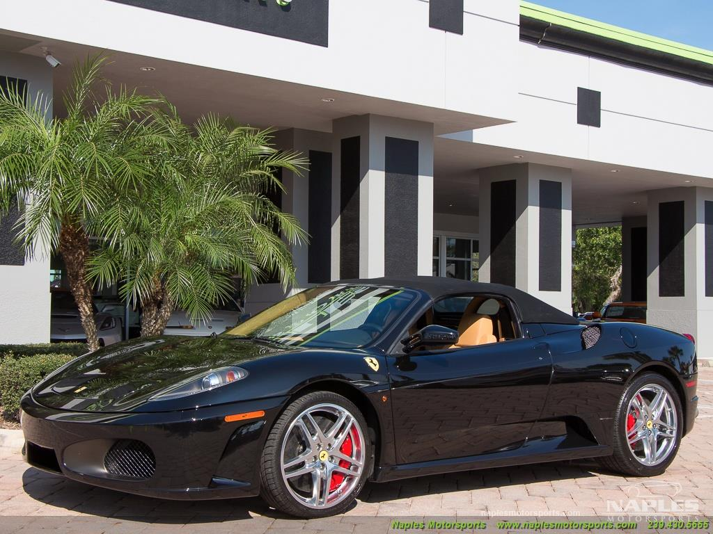 2007 Ferrari F430 Spider - Photo 51 - Naples, FL 34104