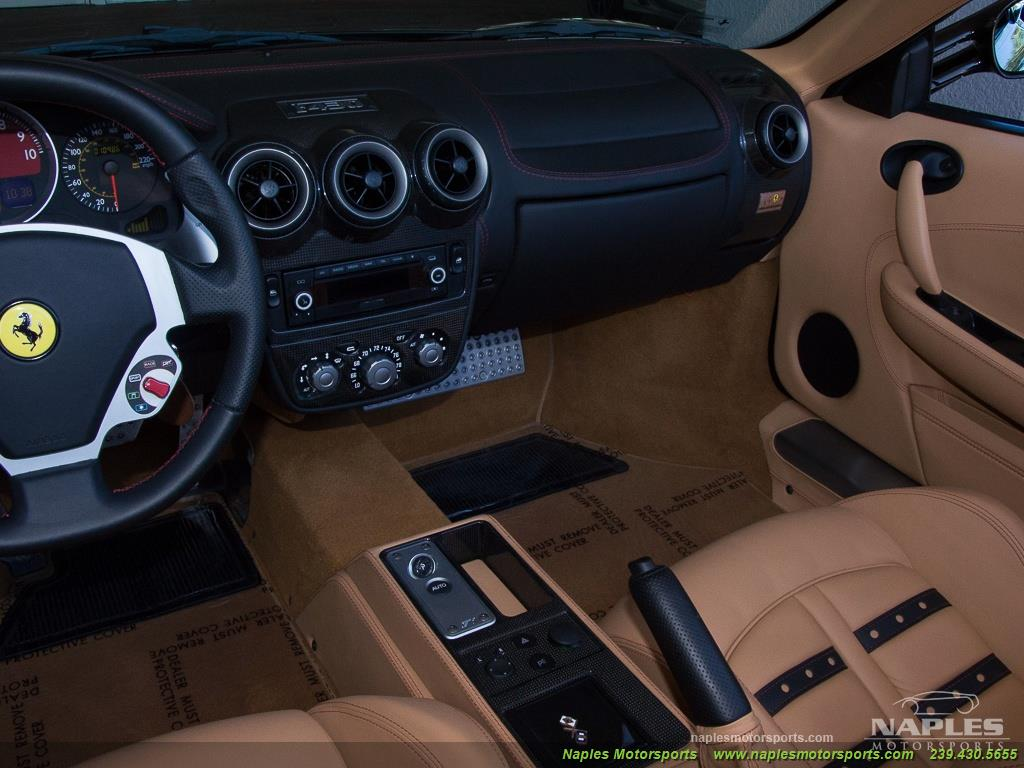 2007 Ferrari F430 Spider - Photo 16 - Naples, FL 34104