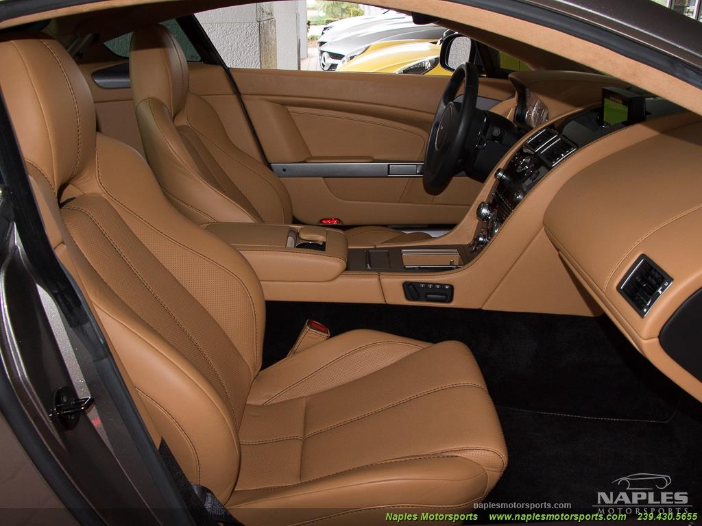 2012 Aston Martin Vantage - Photo 20 - Naples, FL 34104