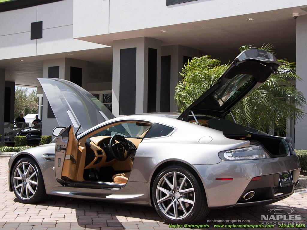 2012 Aston Martin Vantage - Photo 18 - Naples, FL 34104