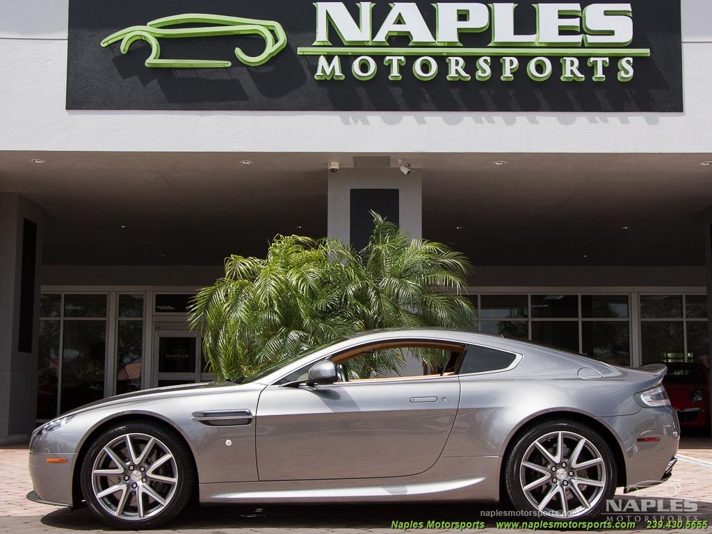 2012 Aston Martin Vantage - Photo 15 - Naples, FL 34104