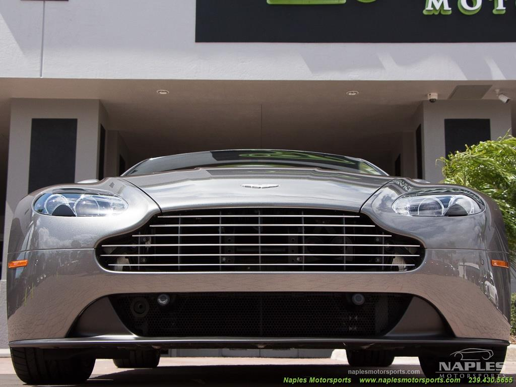 2012 Aston Martin Vantage - Photo 12 - Naples, FL 34104