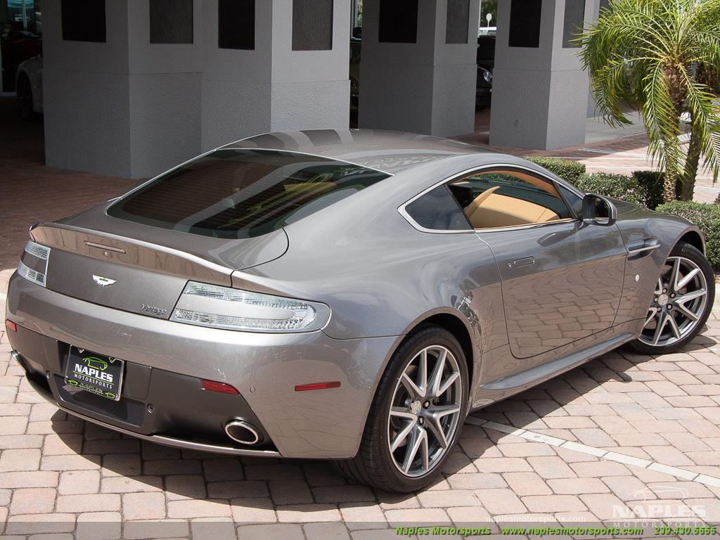 2012 Aston Martin Vantage - Photo 48 - Naples, FL 34104