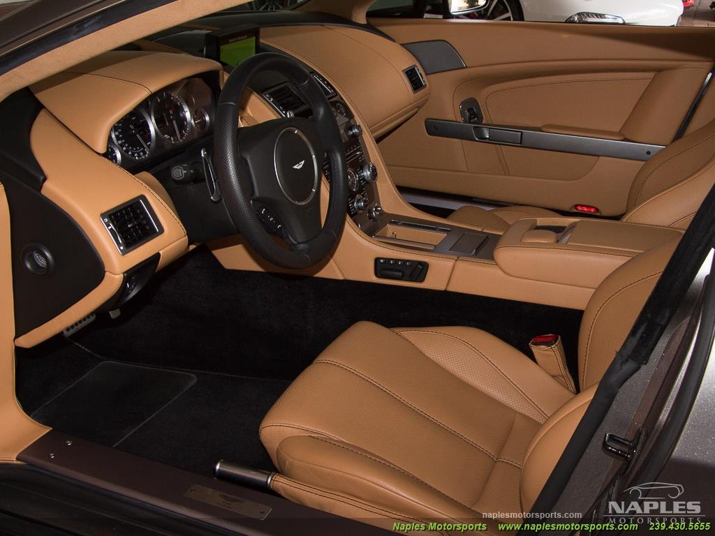2012 Aston Martin Vantage - Photo 47 - Naples, FL 34104