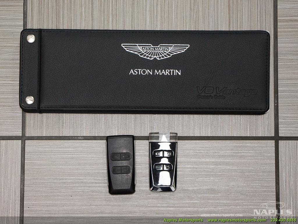 2012 Aston Martin Vantage - Photo 59 - Naples, FL 34104